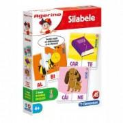 Joc educativ Agerino - Silabele