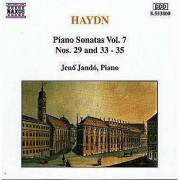 J. Haydn - Complete Piano Sonatas V7 (0730099480024) (1 CD)
