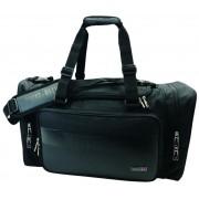 Butterfly Black Line Sportsbag