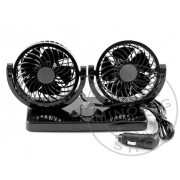 Ventillátor 24V dupla (2x11cm)