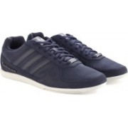 ADIDAS ORIGINALS PORSCHE 360 1.2 SUEDE Sneakers For Men(Blue)