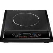 IPLUS INDUCTION 2000 WATT FOR HOME AND OFFICE Induction Cooktop(Black, Push Button)