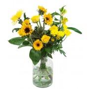 Bloemen boeket Sunny
