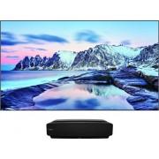 HISENSE TV Laser HISENSE H80SLA (DLP - 80'' - 203 cm - 4K Ultra HD)