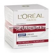 L'Oréal Revitalift ránctalanító éjszakai arckrém 50ml