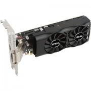 MSI »GeForce GTX 1050 TI 4GT LP« grafische kaart (4 GB, GDDR5)