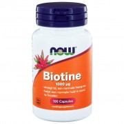 NOW Foods Biotine 1000 microgram