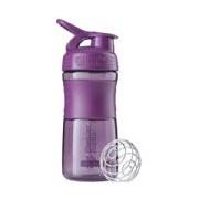 Coqueteleira SuportMixer - 760ml Ameixa - Blender Bottle