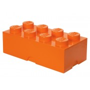 40041760 Cutie depozitare LEGO 2x4 portocaliu