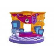 Animal Jam Club Geoz Playset with Exclusive Diamond Arctic Wolf