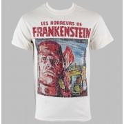 tricou cu tematică de film bărbați Frankenstein - PLASTIC HEAD - PLASTIC HEAD - PH7648
