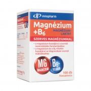 Innopharm Magnézium-laktát + B6-vitamin filmtabletta