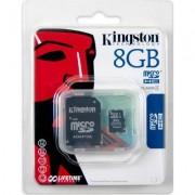 Kingston minneskort microSDHC 8GB