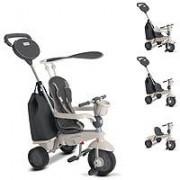 SMART TRIKE Tricikl 4u1 VOYAGE Grey 1950100
