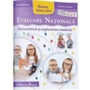 Matematica si explorarea mediului. Evaluare nationala - Clasa a 2-a - Teste - Elena Stefanescu Dorina Cristescu