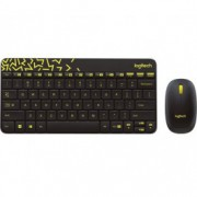 TAST. LOGITECH MK240 Wireless YU Black