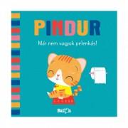 Pindur - Már nem vagyok pelenkás! - Interaktív készségfejlesztő lapozó