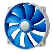 DeepCool UF140 * 140x140x26mm ball bearing ventilator, 700-1200rpm, 17.6-26.7dBa, 72CFM, 17