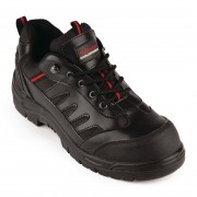 Slipbuster Footwear Slipbuster Unisex Safety Trainer Black 40 Size: 40