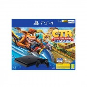 Sony PS4 500GB + Crash Team Racing