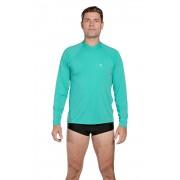 Camiseta Masculina Uv Praia Verde Nannai