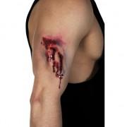 Geen Schmink nepwond zombiebeet