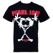 metál póló férfi Pearl Jam - Stickman - NNM - PE12043TSBP