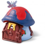 Schleich Smurfs Cottage Blue