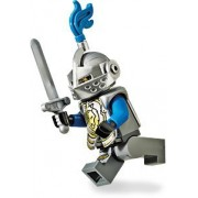 Lego Castle Lion Kings Knight with Armor Minifigure Version 1 (2013)