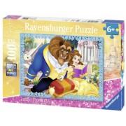 Puzzle Belle, 100 Piese Ravensburger