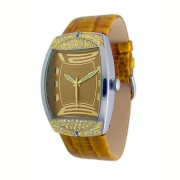 EOS New York ICE Watch Gold/Tan 72L