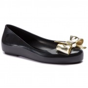 Baleriny MELISSA - Mel Space Love II Inf 32652 Black/Gold 50816