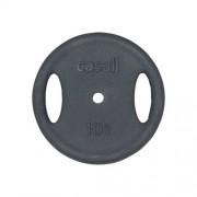 Casall Viktskiva Casall Weight plate grip 1x10kg - Black