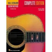 Hal Leonard Guitar Method, - Complete Edition: Book Only, Paperback