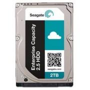 "Seagate Exos 7E2000 ST2000NX0273 - Disco rígido - 2 TB - interna - 2.5"" SFF - SAS 12Gb/s - NL - 7200 rpm - buffer: 128 MB"