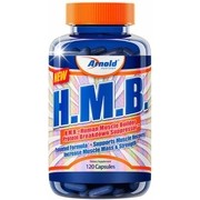 HMB 500mg (120 caps) Arnold Nutrition