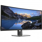 "Dell Ultrasharp 37.5"" U3818Dw 5Ms Wqhd Mm Curved"