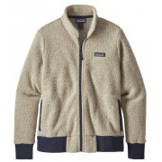 Patagonia Ws Woolyster Fleece - giacca in pile - donna - White
