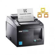 Imprimanta termica STAR TSP143IIIL, LAN, neagra