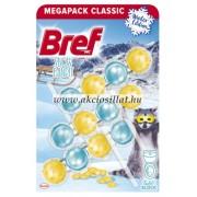 Bref Snow Bandit WC-frissítő 3x50g