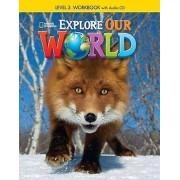 Explorez notre classeur World 3 avec CD audio par Jo Ann Crandall