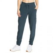 C9 Champion Pantalones de Entrenamiento Tejidos para Mujer, Trekking Gris, M