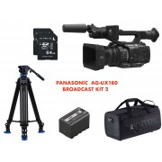 PANASONIC AG-UX180 BROADCAST KIT