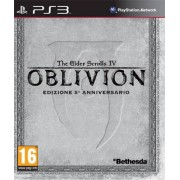 Bethesda The Elder Scrolls IV: Oblivion 5th Anniversary Edition, PS3 Juego (PS3, PlayStation 3, Action / Adventure, M (Mature))