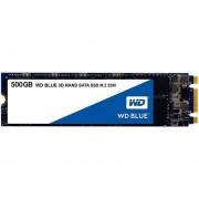 Unidad de Estado Solido SSD M.2 500GB Western Digital Blue SATA WDS500G2B0B