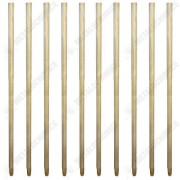Pachet 10 bucati - Coada din lemn, Grebla, Sapaliga, 127cm