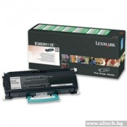 LEXMARK Cartridge for E360/ E460 - 9000k (E360H11E)
