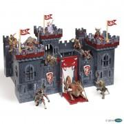Castel Papo din lemn-Castelul mutantilor