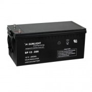 Sunlight 12V 200Ah acumulator AGM VRLA AccuForce 12-200