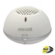 Maxell beli bluetooth zvučnik MXSP-BT01